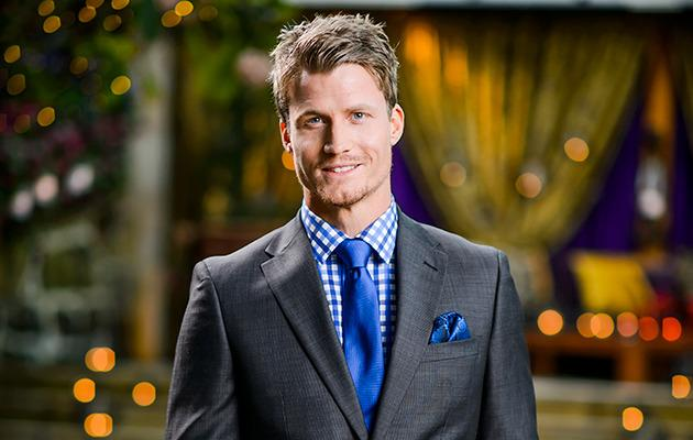 Richie is one of the remaining three bachelors. Photo: Channel Ten.
