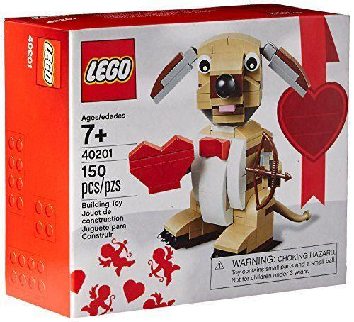 "<p><strong>LEGO</strong></p><p>amazon.com</p><p><strong>$44.99</strong></p><p><a href=""https://www.amazon.com/dp/B019VRTJYU?tag=syn-yahoo-20&ascsubtag=%5Bartid%7C10063.g.35180644%5Bsrc%7Cyahoo-us"" rel=""nofollow noopener"" target=""_blank"" data-ylk=""slk:Shop Now"" class=""link rapid-noclick-resp"">Shop Now</a></p><p>Whether they have a real-life furry pal or not, they'll get a thrill out of building this puppy, complete with a Cupid-inspired bow and arrow. When it's complete, the 145-piece LEGO set will stand more than 3"" tall. </p>"