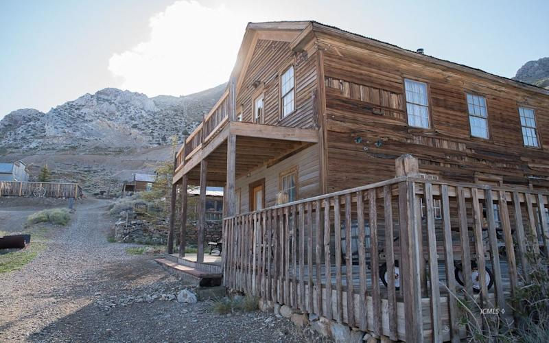 Cerro Gordo: an abandoned 19th-century mining complex in California's Inyo Mountains - Bishops Real Estate