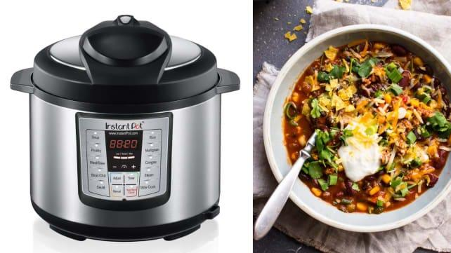 It's easy to love an Instant Pot, especially one that's discounted this much.