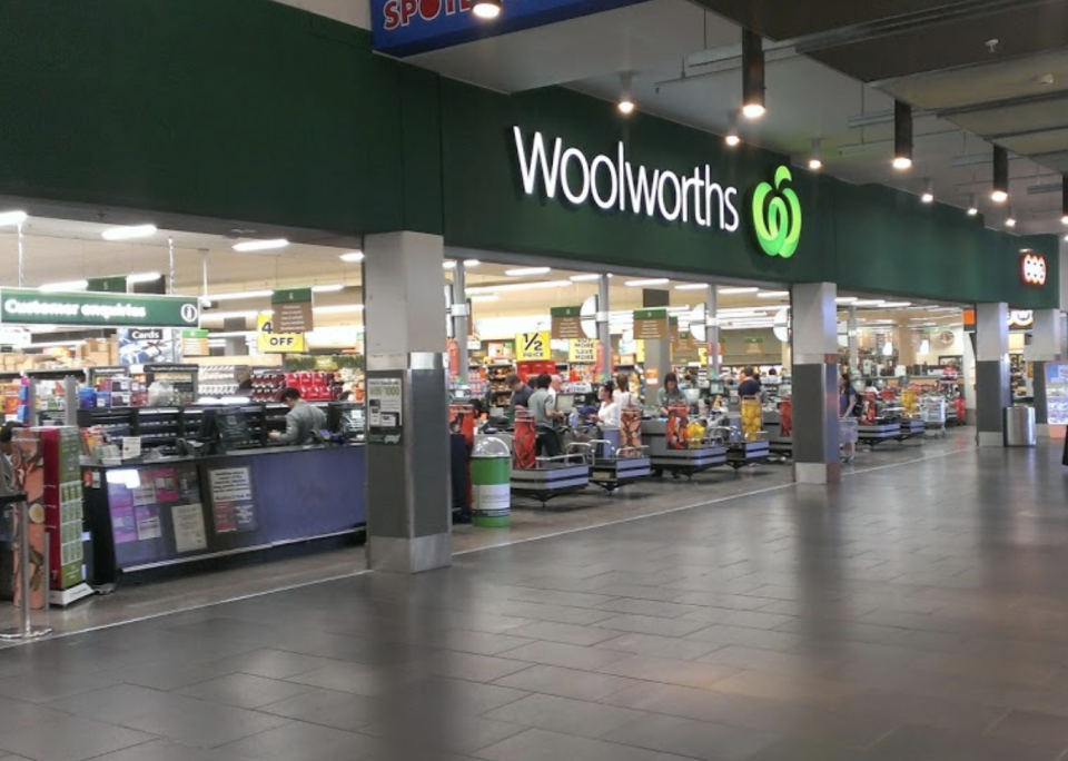 Woolworths shoppers in Victoria can book in their shop and check the queue before leaving home.