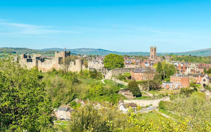Spend the day in Ludlow - This content is subject to copyright.