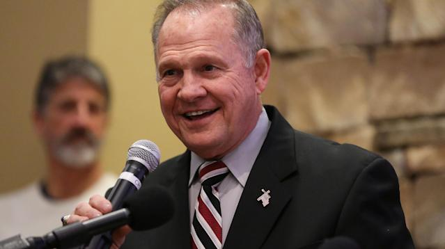 WASHINGTON ― Democrats are seizing on the controversy surrounding Alabama Republican Senate candidate Roy Moore in state and local races around the country, attacking GOP opponents over their stance regarding the former judge, who has been accused of sexual assault and inappropriate advances by multiple women.