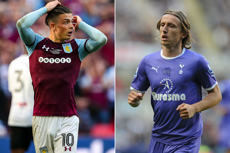 online store acc0c 9a6c0 Transfer gossip: Luka Modric, Jack Grealish and more