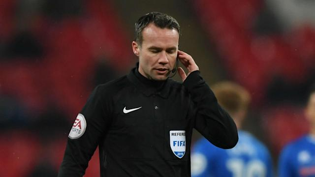 After some bizarre incidents during an FA Cup win over Rochdale, the Tottenham boss sympathised with match officials
