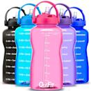 <p>Need to drink more water? The <span>QuiFit Motivational Gallon Water Bottle - with Straw &amp; Time Marker</span> ($7, originally $14) will encourage you throughout the day!</p>