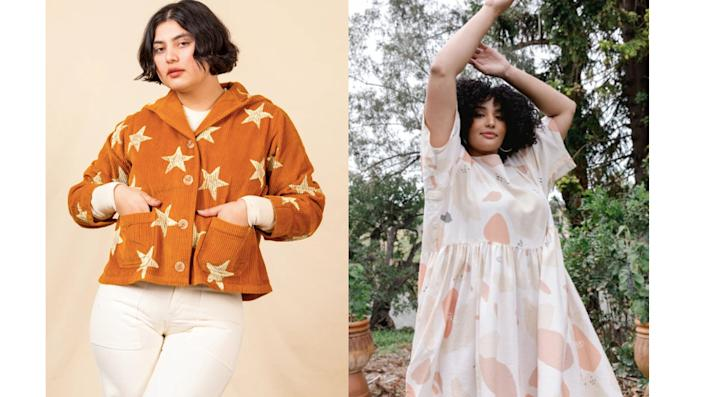 We're loving these sustainable plus size fashion picks for spring and beyond.