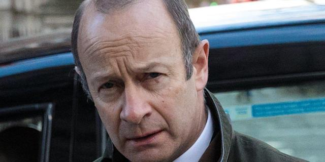 UKIP members vote to sack Henry Bolton as leader