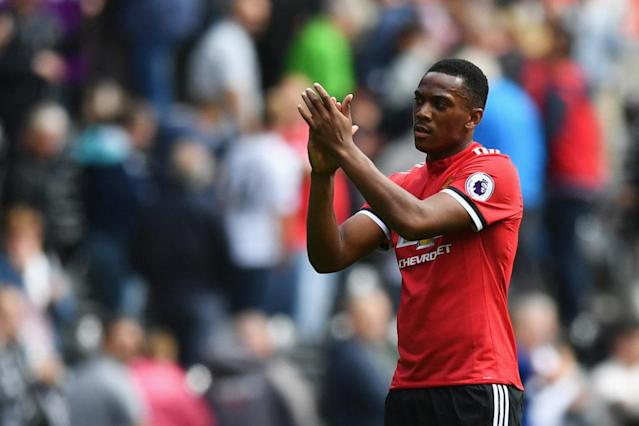After two goals in just 25 minutes this season Anthony Martial still appears to be frozen out by Jose Mourinho at Manchester United. We examine why.