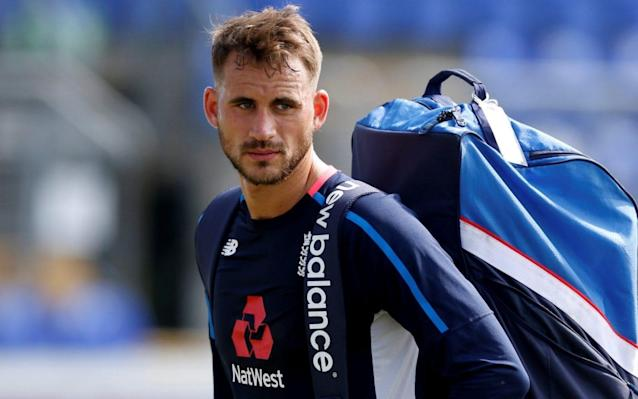 Alex Hales: one of England's most in-demand T20 players - except by the national team