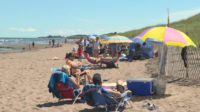 Aboiteau becomes 1st Blue Flag-certified beach in New Brunswick