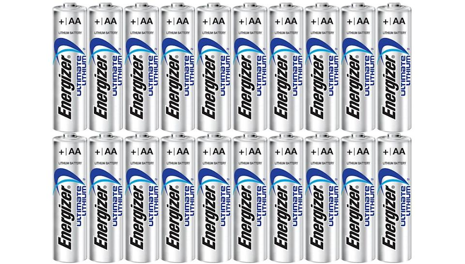 Gifts for college-bound students: Energizer batteries