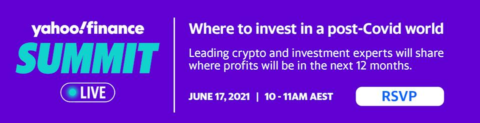 Join Yahoo Finance on June 17 at 10 a.m. to ask experts what are the investment opportunities in a post-COVID world.