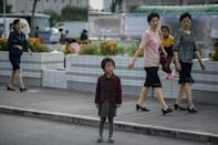 Analysts say Pyongyang is using the intense hardship caused by the pandemic in North Korea as a way to indoctrinate the younger generation