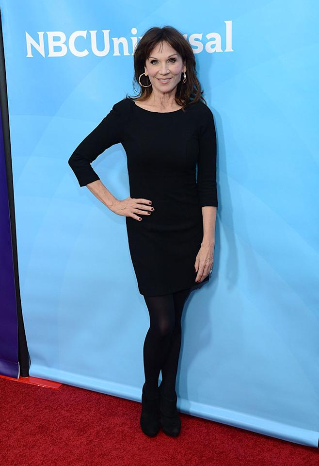 "Marilu Henner attends NBCUniversal's ""2013 Winter TCA Tour"" Day 1 at Langham Hotel on January 6, 2013 in Pasadena, California."