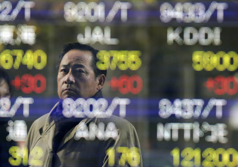 World stocks stall as US budget talks sour