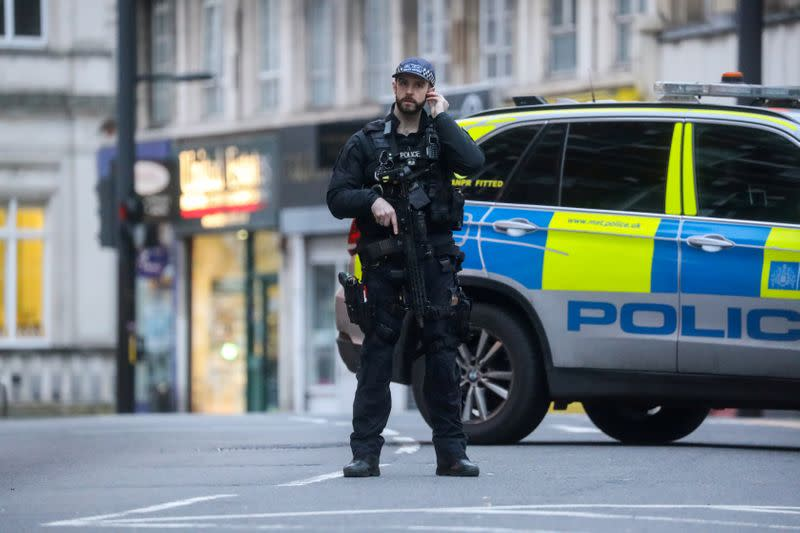 UK to pass law to stop early release of terrorists by February 27 - government source