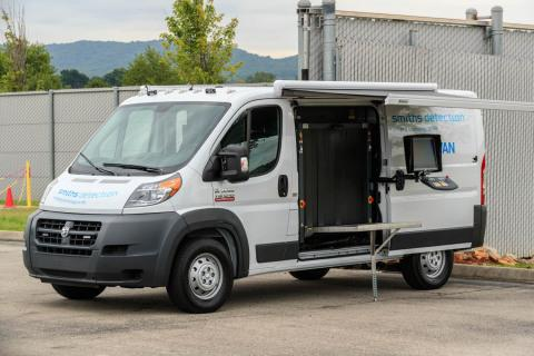Smiths Detection Announces New Vehicle-Mounted X-Ray System for Commercial Security Market