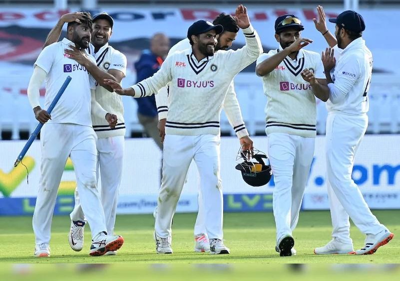 India defeat India in Lord's Test