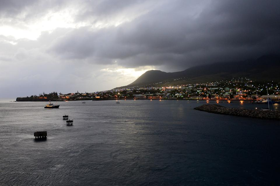 <p>In Saint Kitts and Nevis, Indians can obtain a visa on arrival for free for a maximum stay of 3 months provided holding proof of sufficient funds to cover their stay. Proof of a valid return or onward ticket, and proof of adequate funds to cover the cost of their stay in St. Kitts and Nevis is required as well. The twin islands have beaches with the beauty of the mountains and plenty of activities.</p><p>Photo: Getty Images</p>