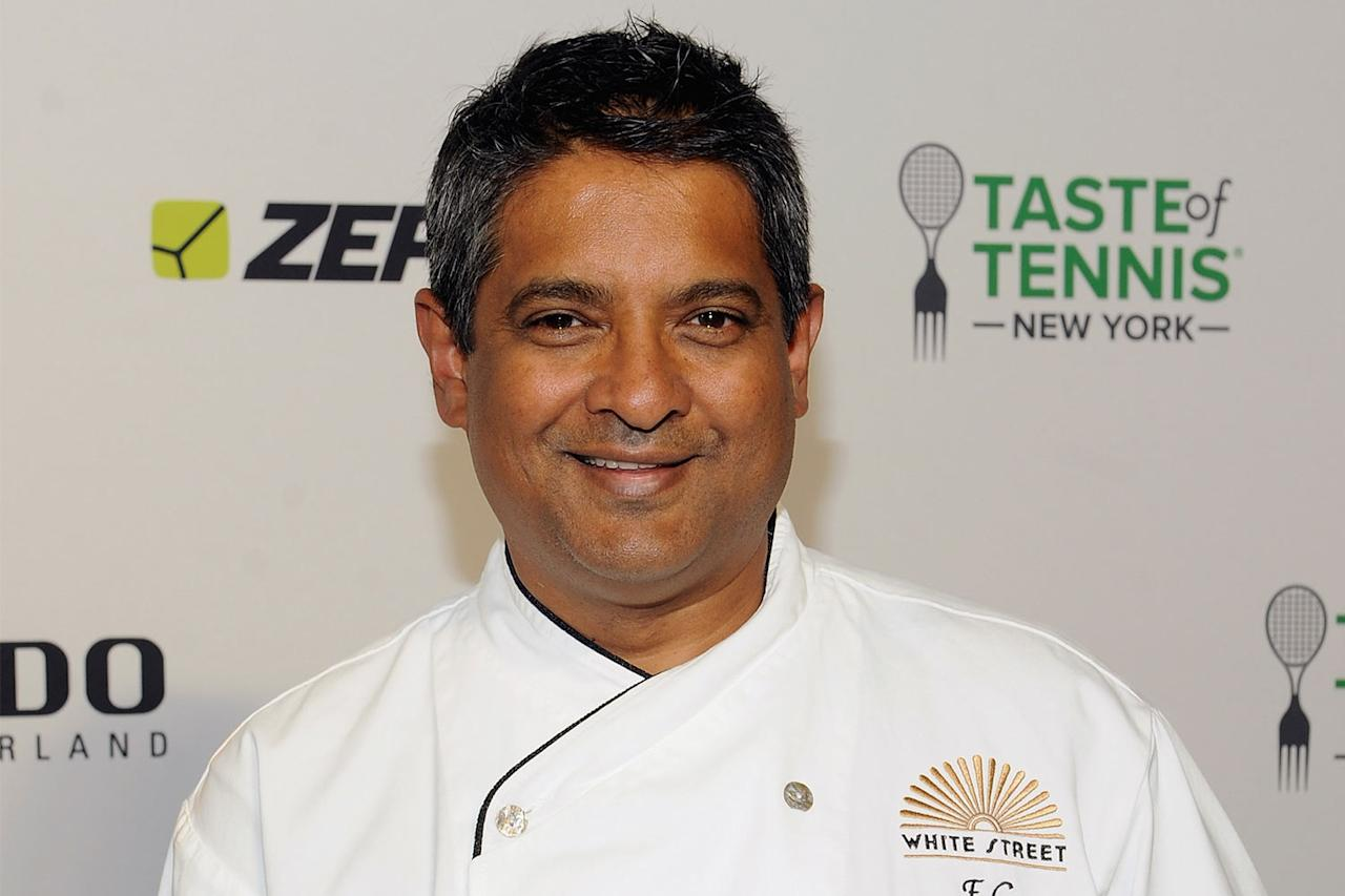 """<p>The<em>Top Chef Masters</em>winner, who was first admitted to the hospital with a fever on March 18 and subsequently tested positive for COVID-19, <a href=""""https://people.com/food/famed-chef-floyd-cardoz-reportedly-dies-of-coronavirus-at-59/"""">died on March 25</a>.</p> <p>The beloved chef died at Mountainside Medical Center in New Jersey as a result of complications from <a href=""""https://people.com/tag/coronavirus/"""">coronavirus</a>, a spokesperson for his Hunger Inc. Hospitality Group confirmed to PEOPLE. He was 59.</p> <p>At the time, he posted an update on his <a href=""""https://www.instagram.com/p/B92S1FunVEX/?utm_source=ig_embed"""">Instagram page</a>, saying he sought medical help as a """"precautionary measure.""""</p> <p>""""Sincere apologies everyone. I am sorry for causing undue panic around my earlier post. I was feeling feverish and hence as a precautionary measure, admitted myself into hospital in New York,"""" he wrote, adding he """"was hugely anxious about my state of health.""""</p> <p>Cardoz is survived by his mother Beryl, his wife and business partner, Barkha, whom he met at hospitality school in India, and their two sons, Peter, 27, and Justin, 22.</p>"""