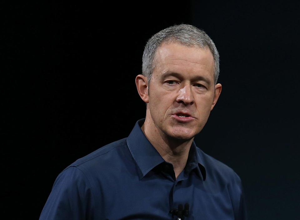 Apple-Manager Jeff Williams.