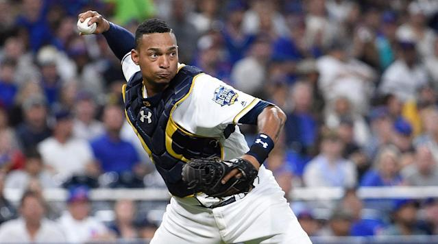 While San Diego's lineup features All-Star Wil Myers at first base and touted prospects Manuel Margot and Hunter Renfroe in the outfield, one needn't look further than the rotation-which includes reclamation projects Trevor Cahill, Jhoulys Chacin, Clayton Richard and Jered Waver-to know that this rebuilding team is in for a lean season.