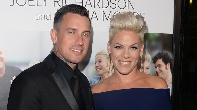 Surprise! Pink Is Very Pregnant With Her Second Child