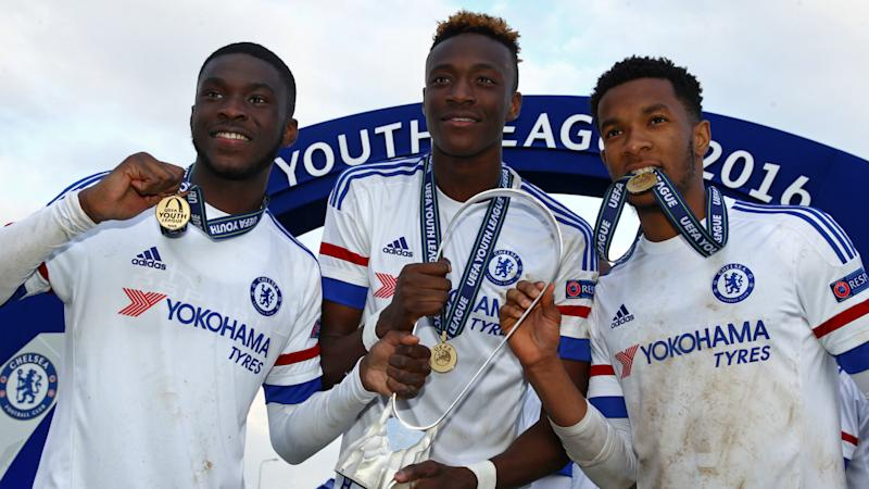 Tammy Abraham can go as far as he wants, says fellow Chelsea loanee Tomori