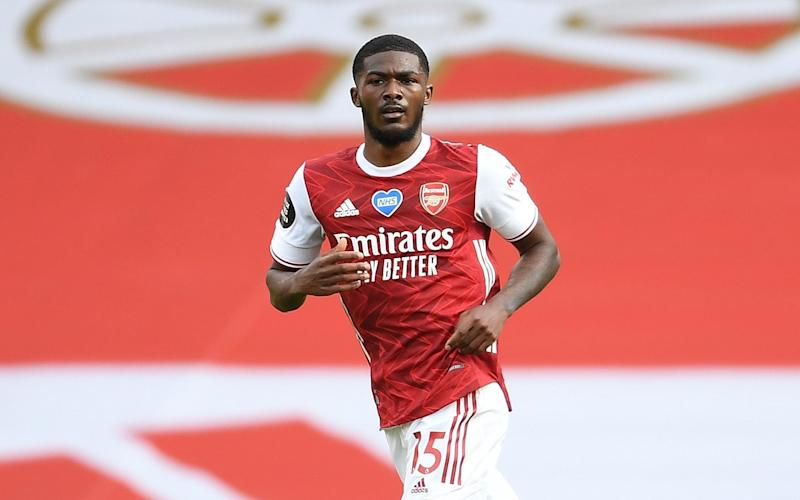 Ainsley Maitland-Niles - GETTY IMAGES