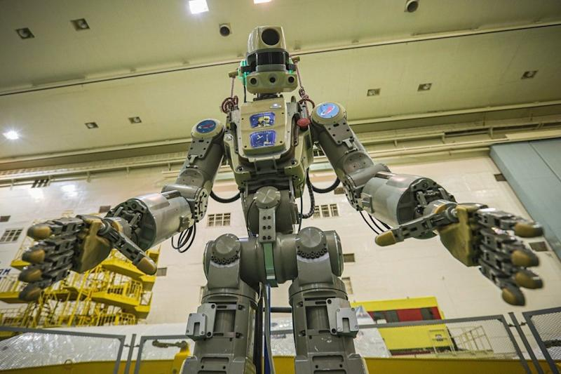 Russian Spacecraft Carrying Humanoid Robot Fails to Dock With International Space Station