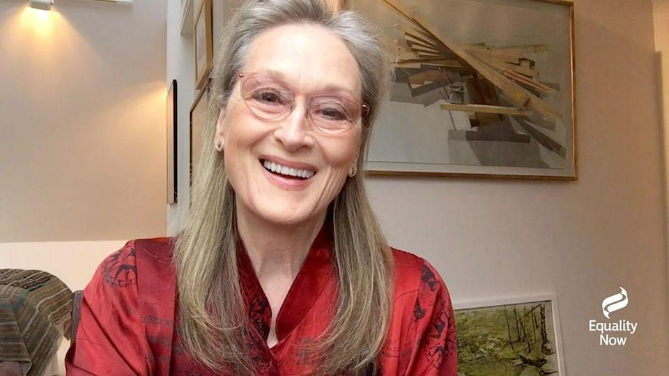 <p>Somehow Meryl's career has only gotten better and now, at 72, she's been nominated for 21 (!!) Oscars and has taken home three. Not to be dramatic, but this woman can play literally any role in any movie and it instantly makes it one of the best things you've ever seen.</p>