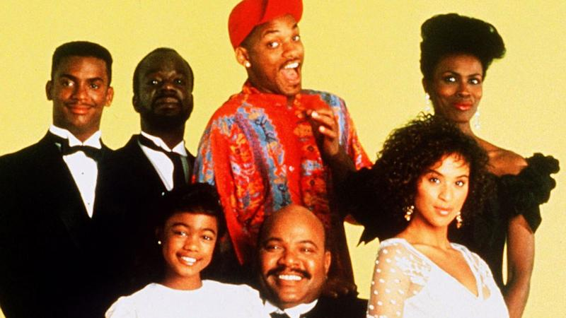 The Fresh Prince of Bel-Air (Credit: NBC)
