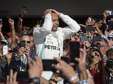 Lewis Hamilton's sixth world title was one forged with clever strategy, gritty driving and sheer consistency