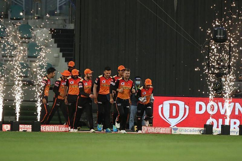 The Sunrisers Hyderabad have most of the bases covered in their squad [P/C: iplt20.com]