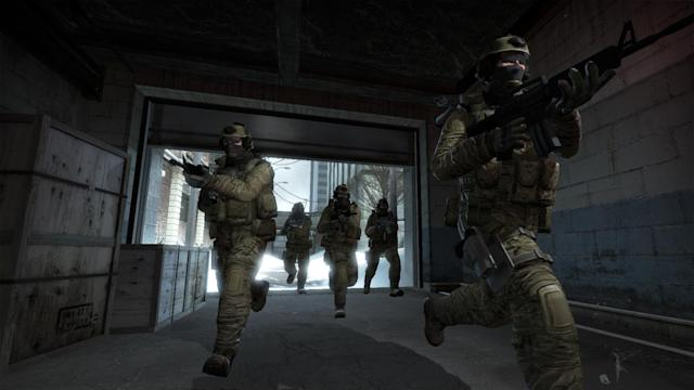CS:GO is on its way to China (Valve)