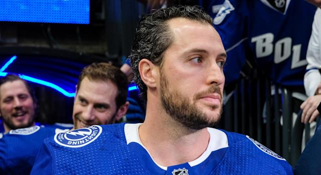 Ryan Callahan of the Tampa Bay Lightning has been placed on the long-term injury reserve. (Photo by Scott Audette/NHLI via Getty Images)