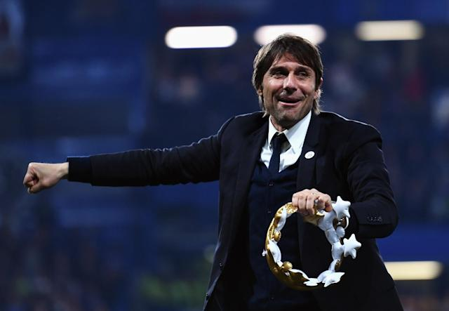 Antonio Conte talks Chelsea's transfer plans and decision to sign new contract