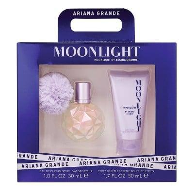 <p>The <span>Ariana Grande Moonlight Women's Fragrance Gift Set</span> ($22) comes with a seductive fragrance made with notes of amber, sandalwood, and vanilla, and a body lotion of the same scent.</p>