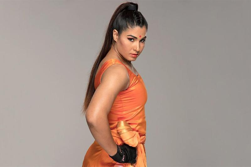 WWE: Indian Wrestler Kavita Devi to Compete in 2018 Mae Young Classic