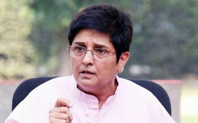 Puducherry Lt Governor Kiran Bedi says no file pending clearance in her office