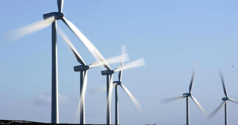 Scotland's wind turbines are becoming increasingly efficient at meeting the nation's power needs