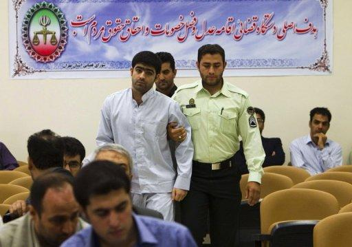 Iran has hanged a man convicted of playing a key role in the 2010 murder of a top nuclear scientist