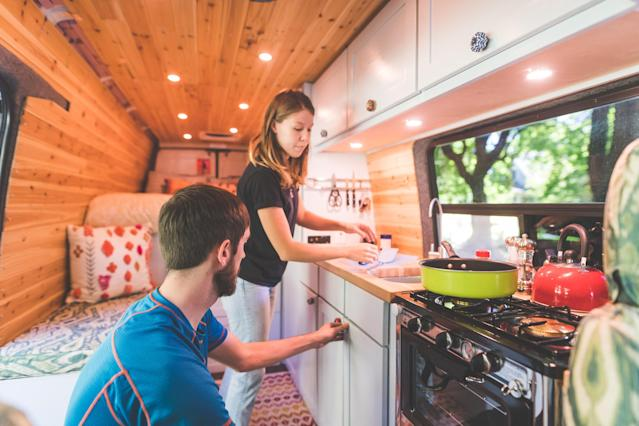 Millennials have embraced the RV lifestyle.