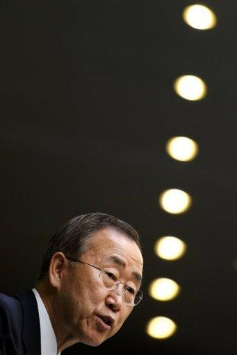 UN Secretary General urged concerted action on climate change and called on developed countries to lead the charge