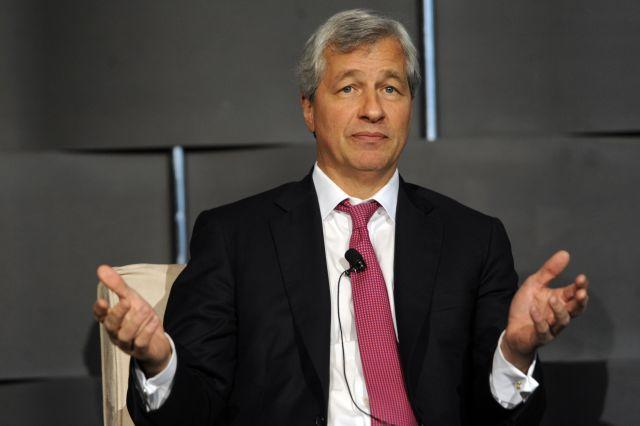 Jamie Dimon doesn't think highly of this whole bitcoin thing.