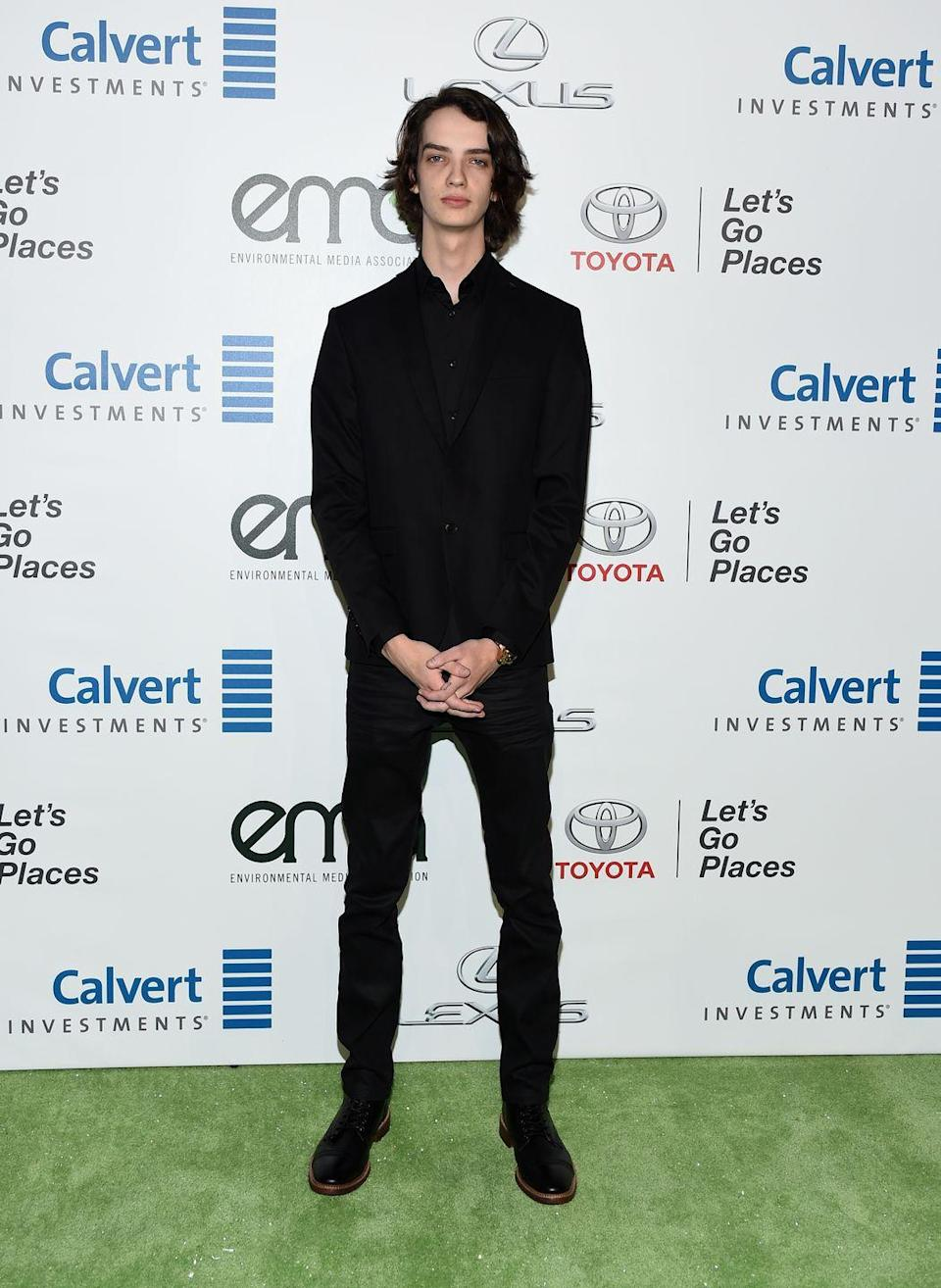 <p>Comic book fans may recognize him as the German-speaking Nightcrawler in <em>X-Men: Apocalypse</em>. Given how the actor hails from Adelaide, it's actually pretty impressive. </p>