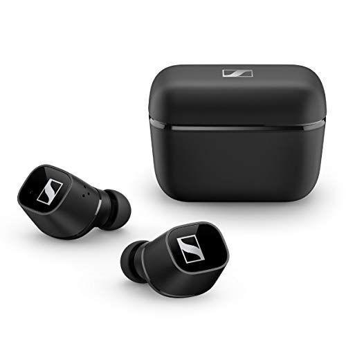 "<p><strong>Sennheiser</strong></p><p>amazon.com</p><p><strong>$99.00</strong></p><p><a href=""https://www.amazon.com/dp/B08DCLRYWB?tag=syn-yahoo-20&ascsubtag=%5Bartid%7C10049.g.36266914%5Bsrc%7Cyahoo-us"" rel=""nofollow noopener"" target=""_blank"" data-ylk=""slk:Shop Now"" class=""link rapid-noclick-resp"">Shop Now</a></p><p>Score $100 off these wireless buds, which you can control and customize via Sennheiser's Smart Control app. Personalize the sound output, enable transparent hearing, and prompt voice assist. One single charge supplies seven hours of juice, while the compact charging case delivers 13 more.</p>"