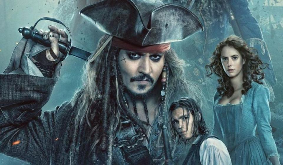 Pirates of the Caribbean 5 underperformed at the box office – Credit: Disney