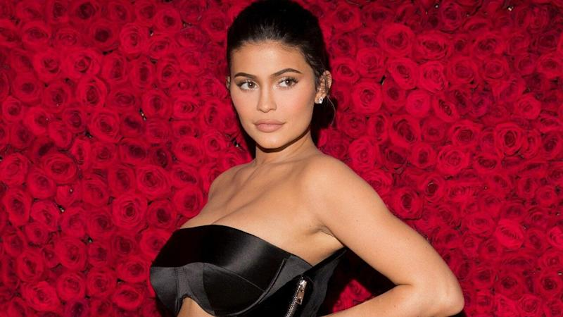 Kylie Jenner Shows Off Toned Abs Following Hospitalization
